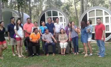 カンボジアの観光大臣がご家族でキリロムに来られました!