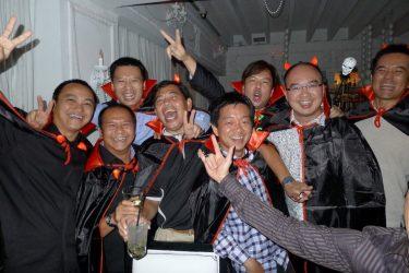 EO Singaporeハロウィンパーティー