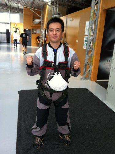 ニュージーランドでスカイダイビングとバンジージャンプを同じ日に体験