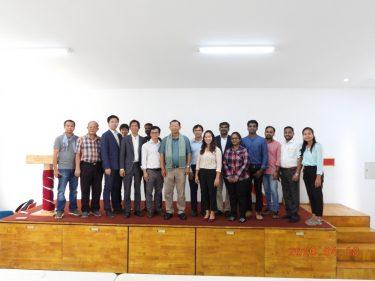 カンボジアの上級大臣兼工業科学技術革新大臣であるチャム・プラシッド大臣がキリロム工科大学を訪問されました。
