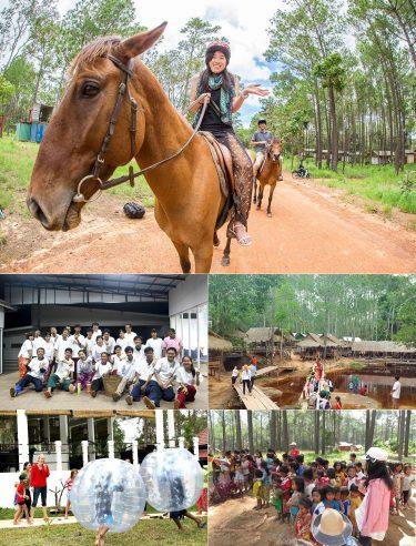 カンボジアの新注目スポット「vキリロムパインリゾート」